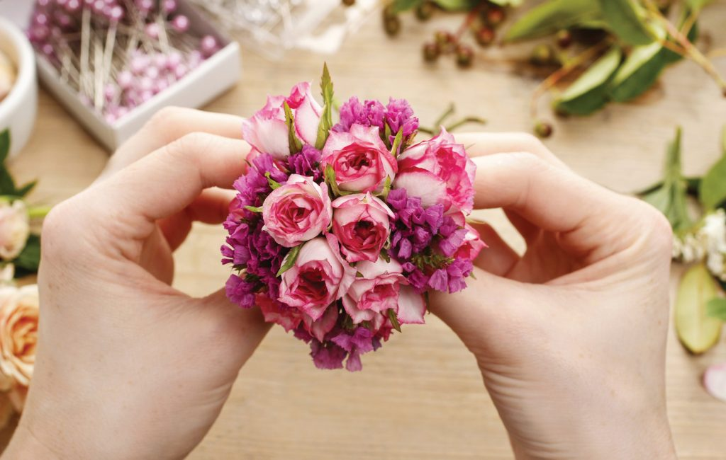 Creative Corsages, Complex Decoration, And The Craft Of Floral Design