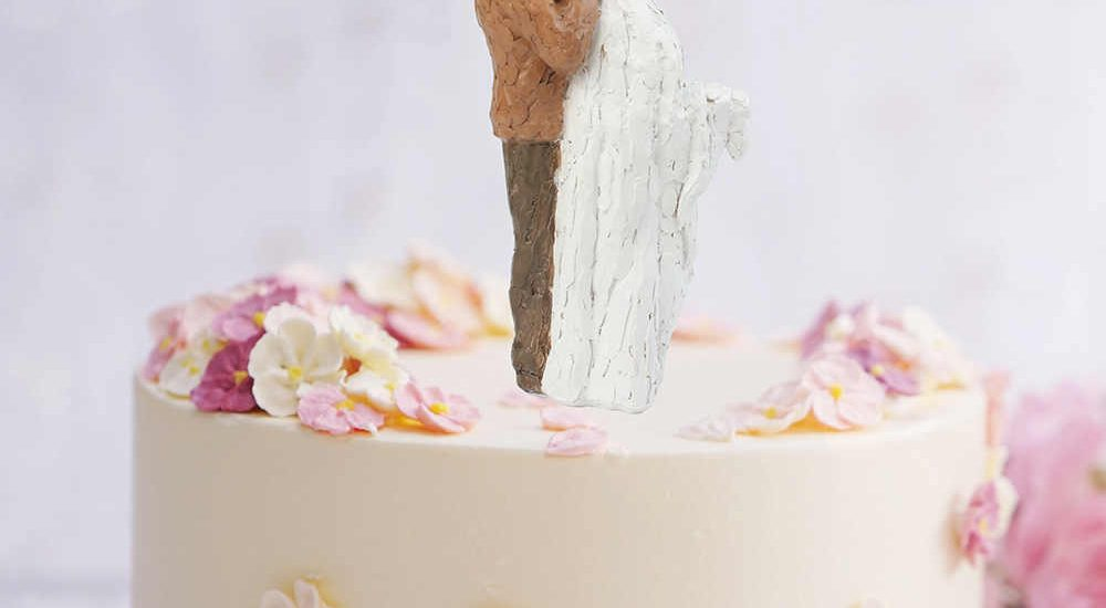 The Best Personalized Wedding Cake Topper Bobblehead For Wedding